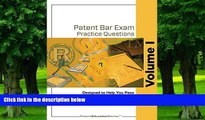 Price Patent Bar Exam Practice Questions - Volume I (Ed9, Rev 07.2015) Lisa A. Parmley On Audio