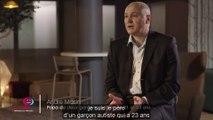 André Masin : Proposer les outils adaptés pour l'autisme