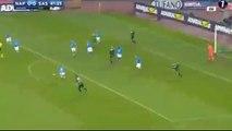 Lorenzo Insigne Goal HD - Napoli 1-0 Sassuolo - 28.11.2016