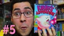 On joue au Kirby de 1993 sur la Mini NES #5