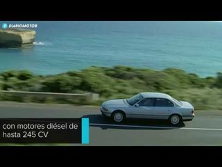 Historia BMW Serie 7