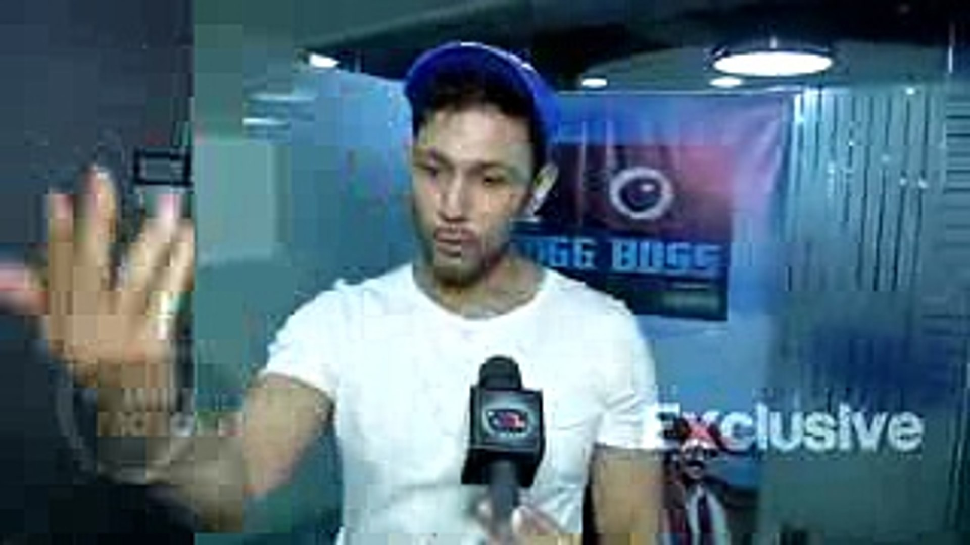 EXCLUSIVE - Sahil Anand Enters Bigg Boss House - Wild Card Entry - Bigg Boss 10