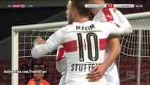 Simon Terodde Goal HD - VfB Stuttgart 2-0 FC Nürnberg - 28.11.2016