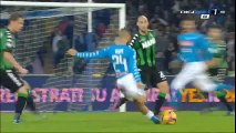 All Goals & Highlights HD - Napoli 1-1 Sassuolo - 28-11.2016