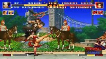 Uncensored Mode For PS4's ACA NeoGeo The King of Fighters '9