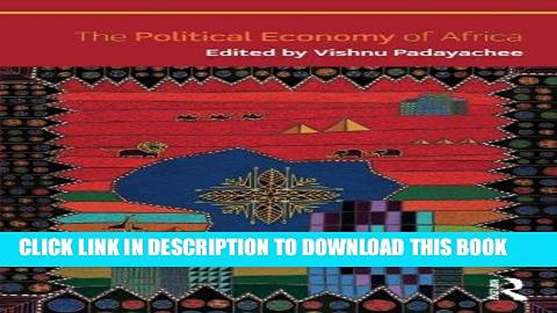 [READ] Mobi The Political Economy of Africa Free Download