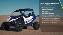 UTV Destinations: Imperial Sand Dunes w/ Yamaha YXZ1000R and CST Sandblast tires