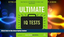 Price Ultimate IQ Tests: 1000 Practice Test Questions to Boost Your Brainpower (Ultimate Series)