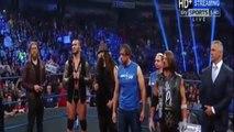 The Undertaker Returns 2016 - WWE Smackdown Live 15 November 2016  part2