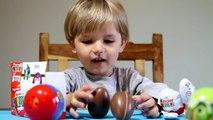 MarioKart Egg Moshi Monsters cool Egg Kinder Surprise Eggs Disney Pixar Monsters University