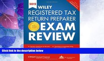 Price Wiley Registered Tax Return Preparer Exam Review 2012 The Tax Institute at H&R Block For