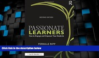 Best Price Passionate Learners: How to Engage and Empower Your Students (Eye on Education)