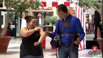 Baby Pees on Strangers - Just For Laughs Gags