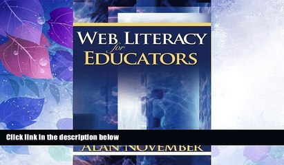 Best Price Web Literacy for Educators  For Kindle