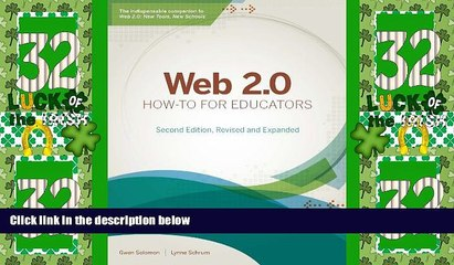 Best Price Web 2.0 How-to for Educators, Second Edition Gwen Solomon For Kindle