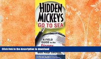 FAVORITE BOOK  Hidden Mickeys Go to Sea: A Field Guide to the Disney Cruise Line s Best Kept