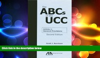FREE PDF  The ABCs of the UCC Article 1: General Provisions  FREE BOOOK ONLINE