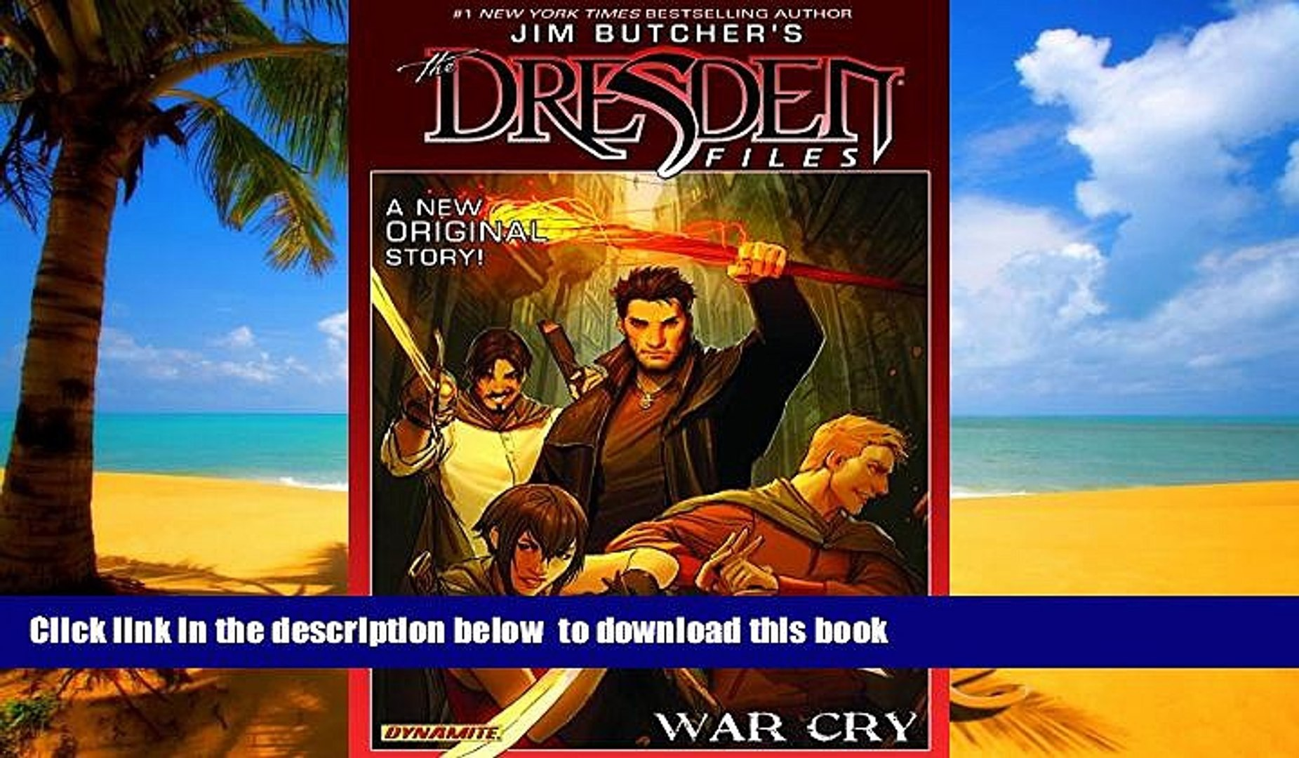 Pre Order Jim Butcher s Dresden Files: War Cry Jim Butcher Audiobook Download