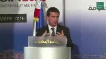 """Manuel Valls assure qu'il n'y aura """"pas de confrontation politique"""" entre lui et François Hollande"""