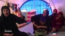 Irak : le froid, nouvelle épreuve pour les civils déplacés
