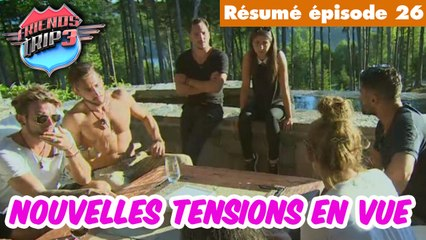 Friends Trip 3 - La Team Giovanni arrive et déjà des tensions! #épisode 26