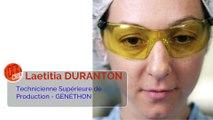 Vidéo métier : Technicien Supérieur de Production   L. Duranton