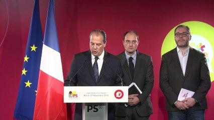 Présentation du dernier Cahier de la présidentielle - « La gauche est l'avenir de la France » - mardi 29 novembre