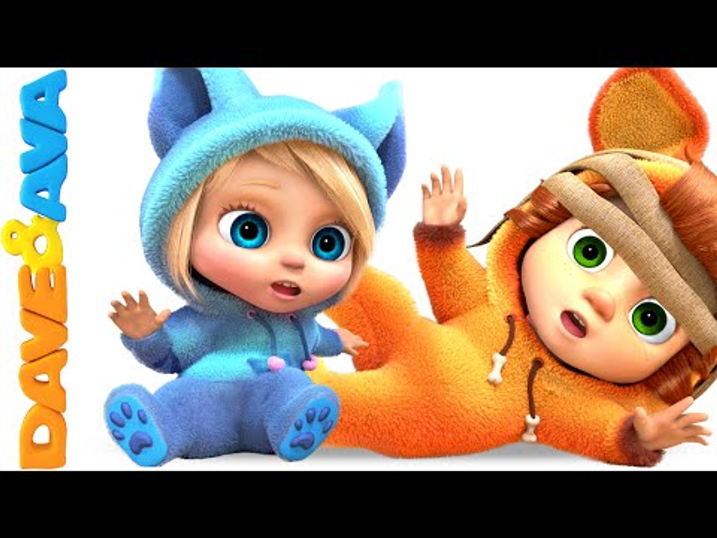 Jack and Jill | Nursery Rhymes and Baby Songs from Dave and Ava bs