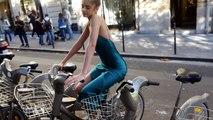 Le sport, c'est partout & tout le temps avec Taylor Hill | #Voguefollows | VOGUE PARIS