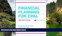 Online Phyllis Bernstein Financial Planning for CPAs (CPA Practice Guide Series) Audiobook Download