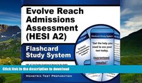 FAVORIT BOOK Evolve Reach Admission Assessment (HESI A2) Flashcard Study System: HESI A2 Test
