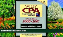 Buy Patrick R. Delaney Wiley CPA Examination Review, Volume 1, Outlines and Study Guides, 27th