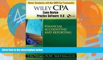 Pre Order Wiley CPA Examination Review Practice Software 11.0 FAR Revised Patrick R. Delaney mp3