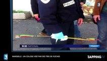 Marseille: Un collège sé par des tirs de flèches