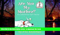 Audiobook Are You My Mother? (Beginner Books) P.D. Eastman Audiobook Download