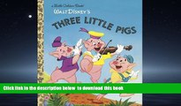 Pre Order The Three Little Pigs (Disney Classic) (Little Golden Book) RH Disney Full Ebook