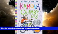Pre Order Ramona Quimby, Age 8 Beverly Cleary Full Ebook