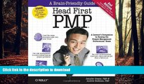 FAVORIT BOOK Head First Pmp: A Brain-Friendly Guide to Passing the Project Management Professional