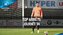 Le Top Arrêts (J14)