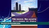 Best Price Modern Realism According to Fritz: The Oil Paintings of Fritz VonderHeiden  On Audio
