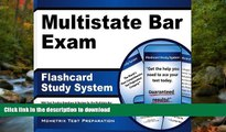 FAVORIT BOOK Multistate Bar Exam Flashcard Study System: MBE Test Practice Questions   Review for