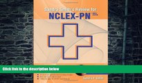 Pre Order Sandra Smith s Review For NCLEX-PN (Sandra Smith s Review for the NCLEX-PN) Sandra F.