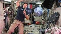 #Proxima - Conférence de presse depuis l'ISS le 23 novembre 2016