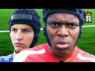 KSI vs Hurder Of Buffalo: The Cech Challenge - Community Shield Special | Rule'm Sports