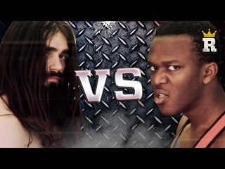 KSI WRESTLING MATCH VS. THE PASTOR! | Rule'm Sports