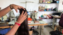 Indian Hair extensions- Blond Hair Extensions- Remy Hair Suppliers- Clip In hair Extensions