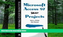 Pre Order Microsoft Access 97 Projects Harry L. Phillips mp3