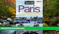 READ THE NEW BOOK Time Out Paris Eating and Drinking (Time Out Guides) Time Out TRIAL BOOKS