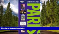 READ PDF [DOWNLOAD] AAA Spiral Guide: Paris (AAA Spiral Guides) AAA BOOK ONLINE FOR IPAD