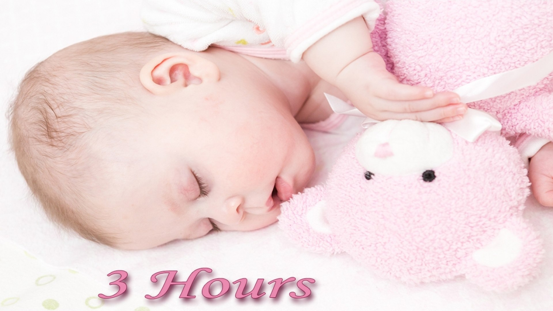 VA - 3 Hours Classical Music Baby Relax Lullaby Non stop - Music for Kids Sleeping Relaxing Music